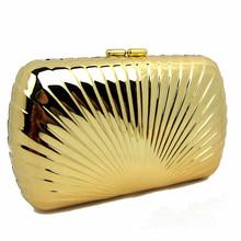 2016 New Designer handbags high quality elegant Women bag brand fashion stripes retro handbag tin evening dinner casual clutch