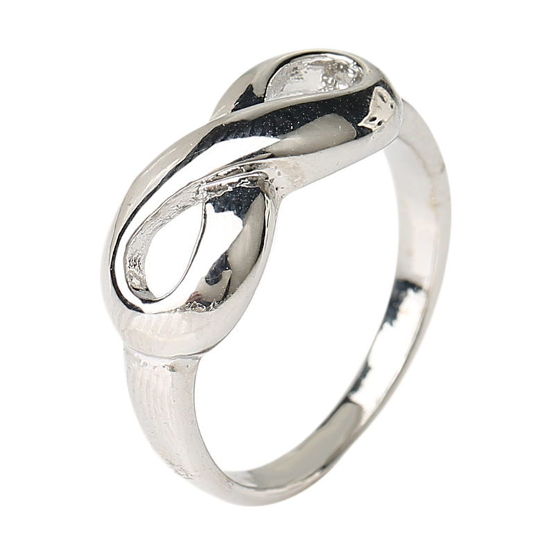 sale 2015 fashion jewelry plating silver ring his