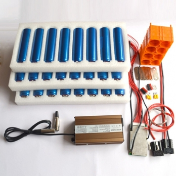DIY 72V15Ah 24S1P LiFePO4 HEADWAY BATTERY PACK KIT 40152S cell,40152 cell(China (Mainland))