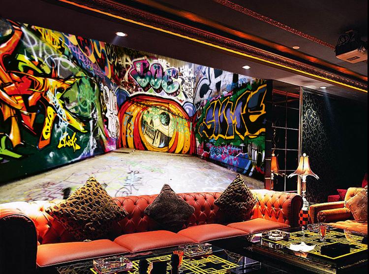 28 compare prices on free graffiti compare prices for Buy mural wallpaper