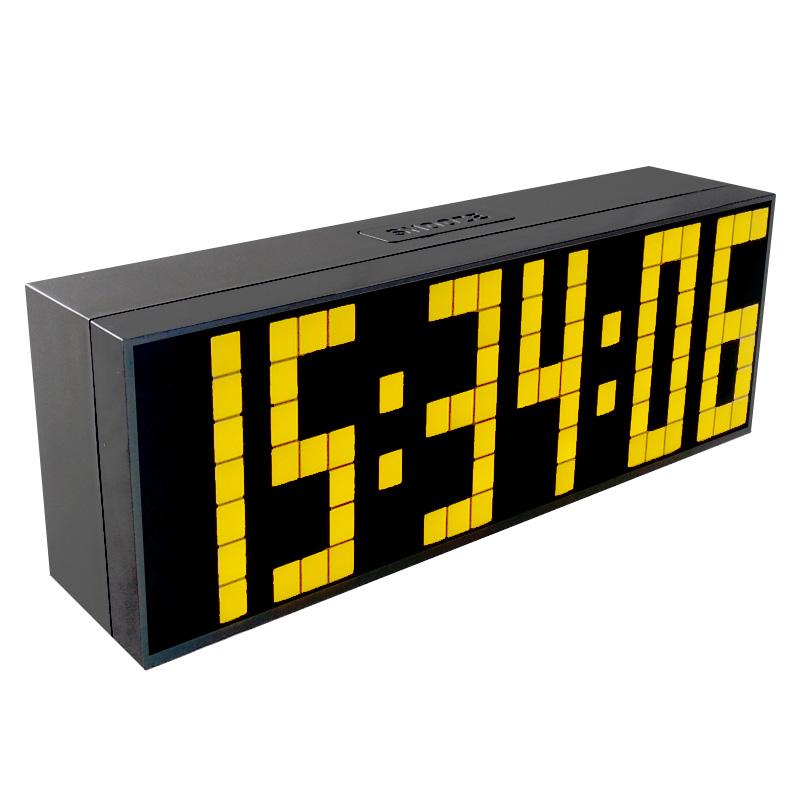 CH KOSDA LED Multifunction Digital Countdown Timer Large Wall LED Clock Table Wall Desk Alarm Clock Home Decor Alarm Wall Clock(China (Mainland))