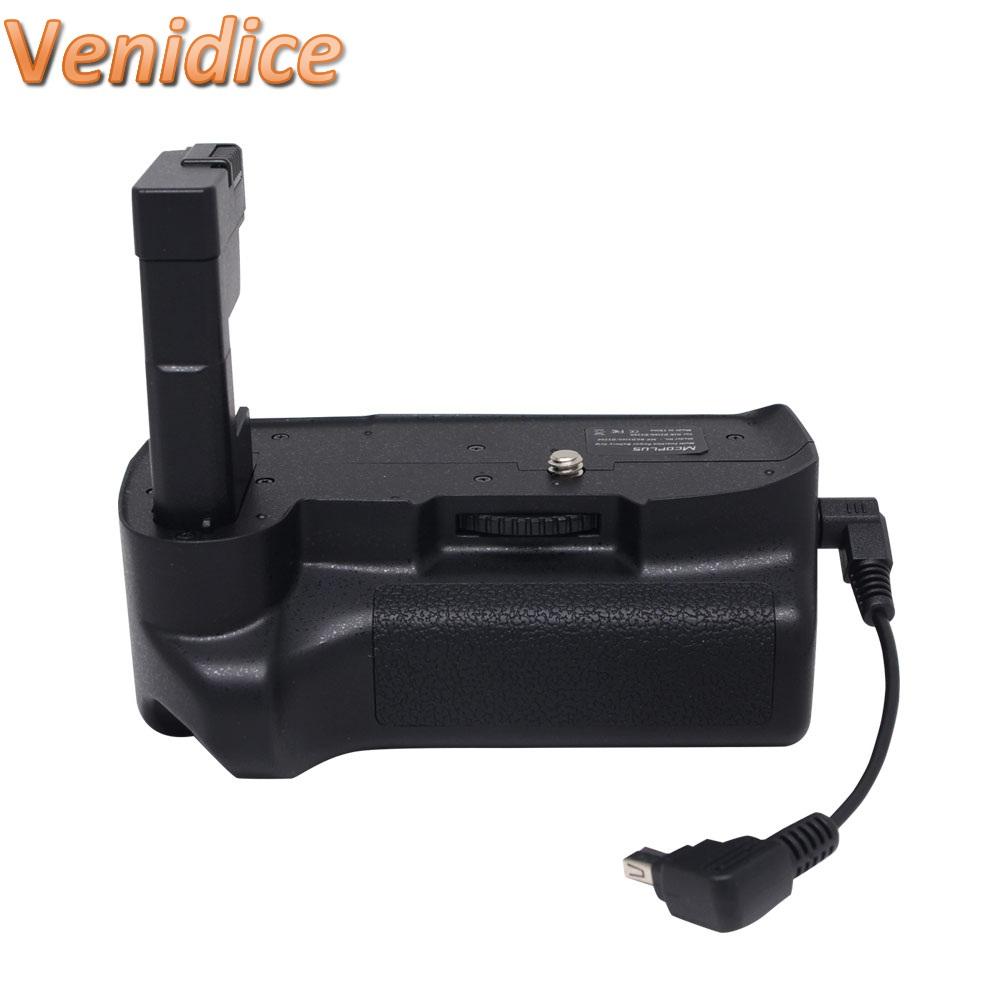 Mcoplus Venidice VD-D3200 Vertical Battery Grip Holder Pack for Nikon D3200 D3100 as Meike MK-D3200/D3100(China (Mainland))