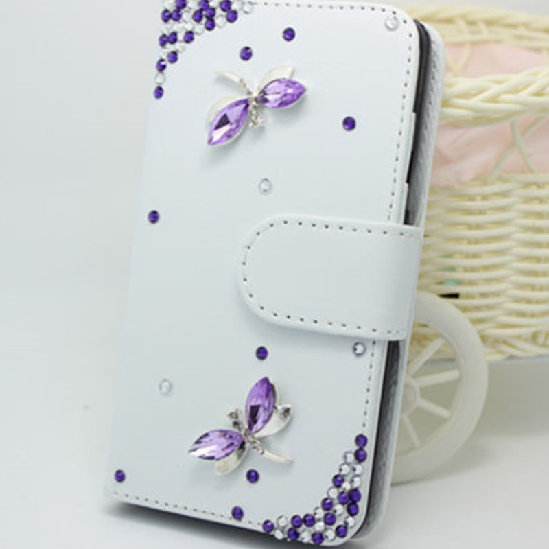 luxury Diamond Rhinestone Leather Retro Support bumper Cover phone Case for LG G2 mini/G3 mini/K7/K10/V10/Google Nexus 4 E960(China (Mainland))