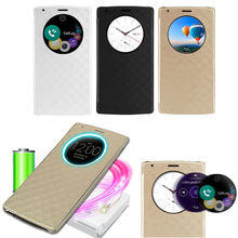 Qi Wireless Quick Circle Charging Snap On Flip Case Cover Shell for LG