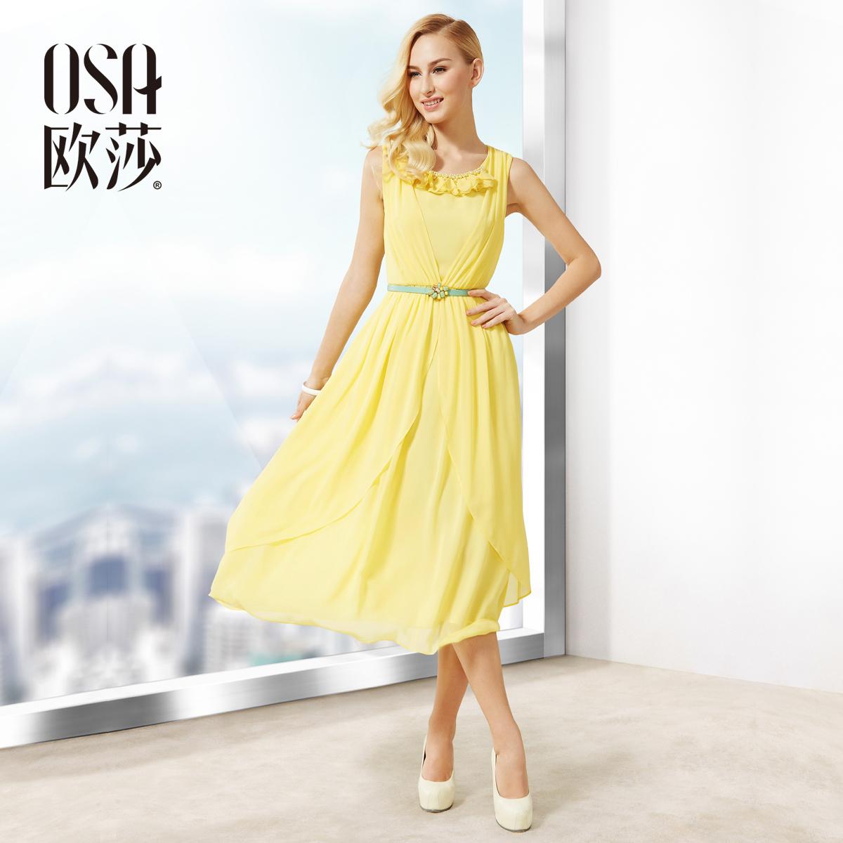 Женское платье OSA 2015