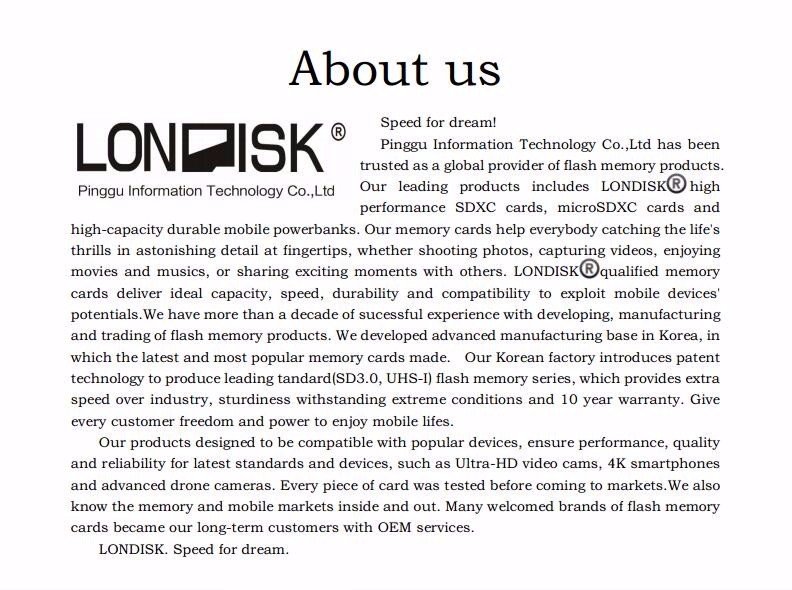 About Londisk
