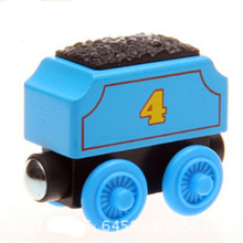 """Free shipping """" gordon Train cars """" model  Wooden Magnetic Thomas and Friends toys baby learning & education classic toys -DS101(China (Mainland))"""
