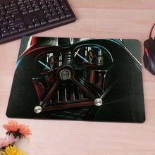 Darth, Vader, Mask, Star Wars  Mouse Pad Gift Mat Non-Skid Rubber Pad(China (Mainland))