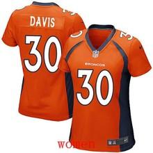 100% Elite men Denver Broncos WOMEN KIDS YOUTH FREE SHIPPING 30 Terrell Davis,camouflage(China (Mainland))