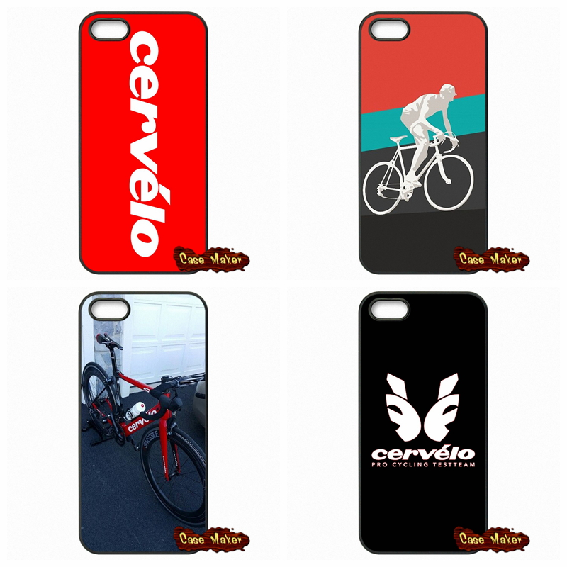 For Cervelo Bike Team Bicycle Cycling Case Cover For Apple iPhone 4 4S 5 5C SE 6 6S Plus 4.7 5.5 iPod Touch 4 5 6(China (Mainland))