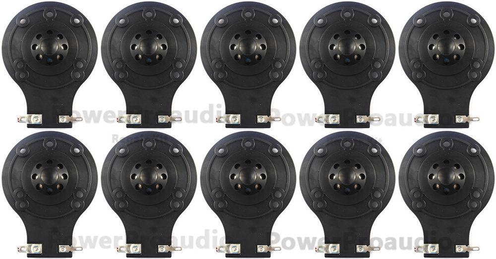10pieces / lot Diaphragm JBL 2412 2412H 2412H-1 JRX 10-912