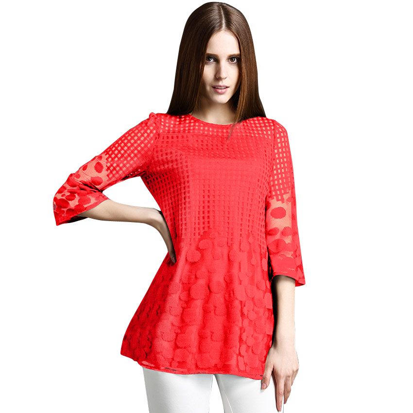 Model Feminine Blouse Plus Size Shirts Femininas Women Blouses