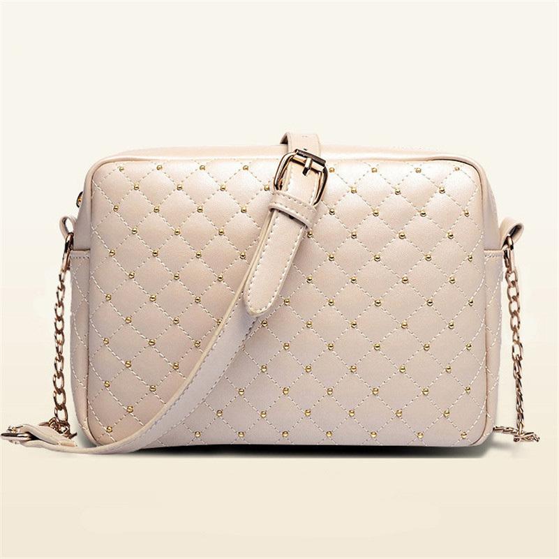 Lady Purse Brand Bags Chain Small Sachet Spring 2015 New Korean Handbags Crossbody Bag Bolsos Shoulder Women Messenger Small Bag(China (Mainland))