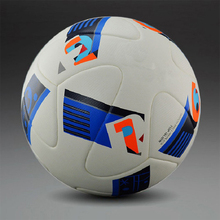 The latest 2016 France European Match PU seamless football ball soccer ball Size 5 Match Training futball(China (Mainland))