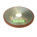 150 10 32 4mm Flat Diamond Abrasive Grinding Wheel for Alloy Steel Ceramic Glass Jade CBN