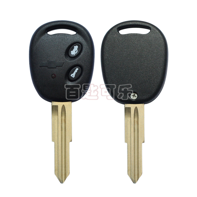 Car Chevrolet car style key car remote control key replace shell