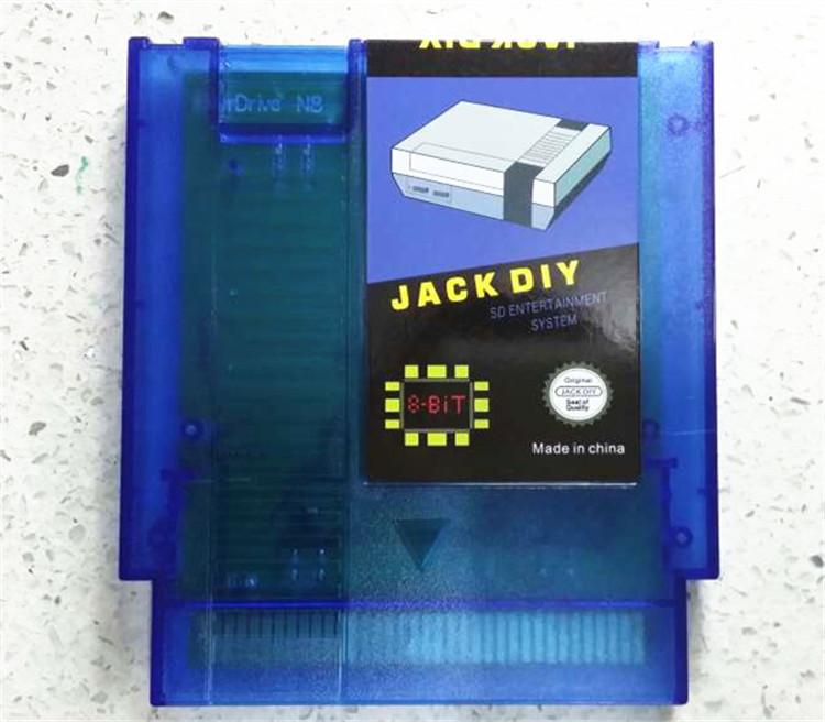 [해외] 플라스틱 쉘 및 everdrive N8 플래시 카트리지 컬러 스티커..