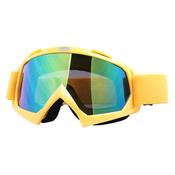 Новый лыжная сноуборде снегоход мотоцикл очки байк очки мотокросс - дорога очки цвет объектива T815-7 бесплатная доставка