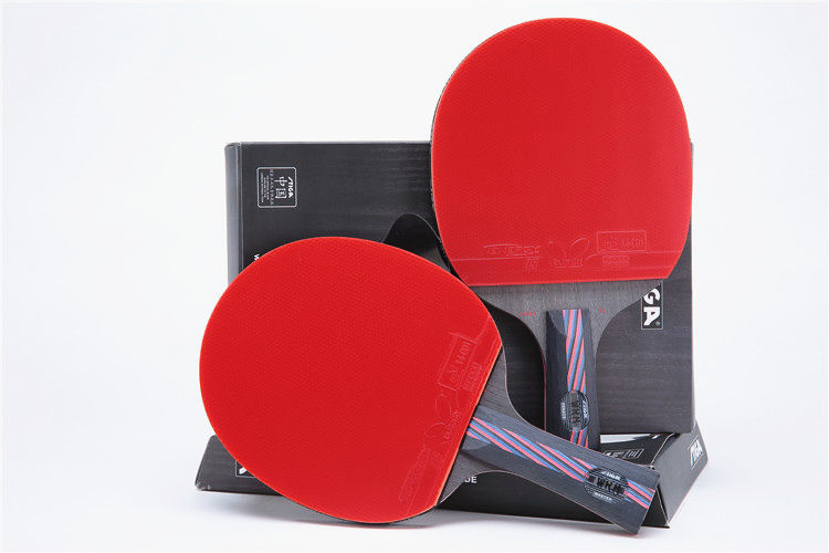 Quality Stiga table tennis racket pat Hybrid Wood 7.6 table tennis blade Double inverted rubber PINGPONG paddle(China (Mainland))