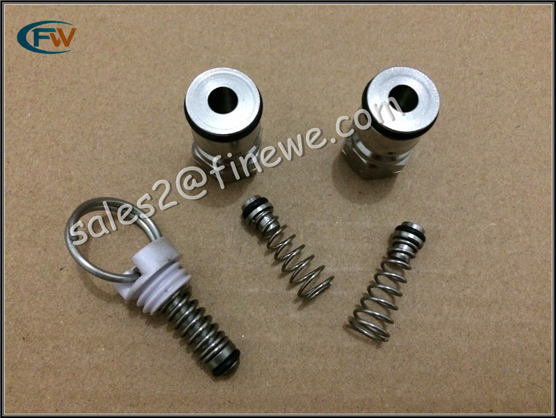 "Ball Lock Post GAS & LIQUID Indluding Poppet Valve, Pressure relief valve - Cornelius Kegs Homebrew 19/32""-18(China (Mainland))"