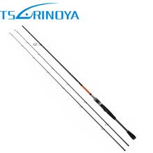 Tsurinoya joy together 2 tip spinning fishing rod 7' 8' M and ML actions 4-12g 5-20g lure weight Fishing Rod(China (Mainland))