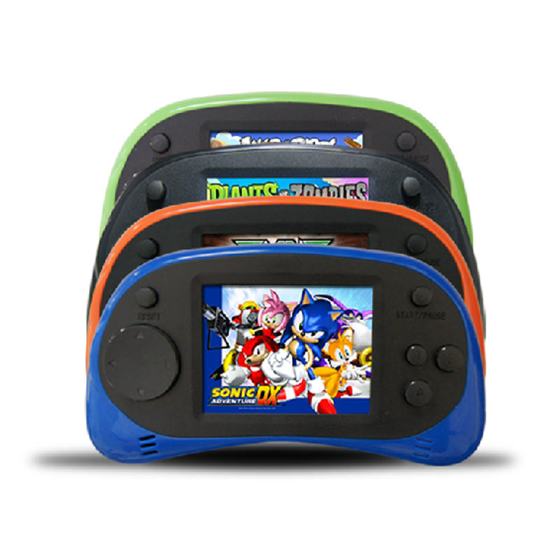 CoolBaby RS-8 2.5 inch LCD 260 8bit NES Games Inside Li-On Battery Portable Handheld Video Game Player Console Kids Toys Gift(China (Mainland))