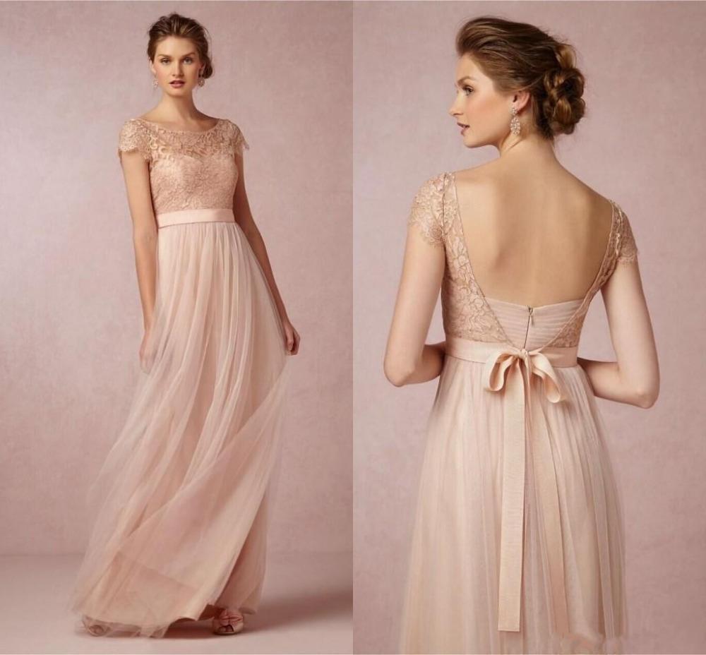 Modelos de vestidos de dama de honor – Vestidos de noche populares ...