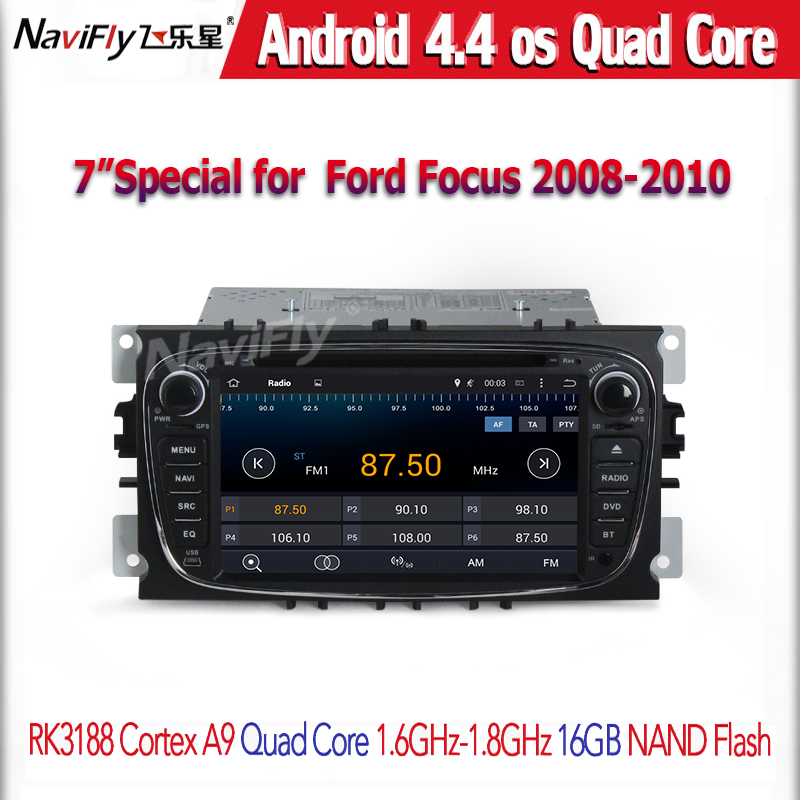 Android4.44 Quad-Core car radio cassette for Monde o(2007-2010)Tourneo Connect (2010) Transit Connect (2010)S-max(2008-2010)<br><br>Aliexpress
