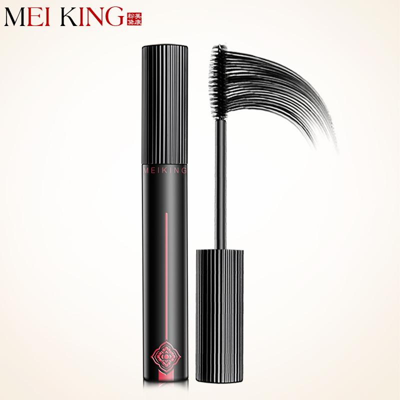 MEIKING Mascara Makeup Waterproof Lengthening Cosmetics Mascaras Ladies Women False Eye Lashes Make Up Mascara maquiagem(China (Mainland))