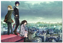 Noragami Yato Hot Japan Anime Art Silk Poster Print 24×36″ 010
