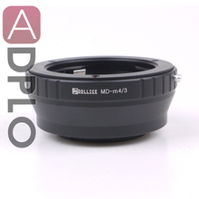 Buy Dollice Mount Lens Adapter Ring Suit Minolta MD Lens Micro Four Thirds 4/3 M4/3 M43 Camera GX8 G7 GF7 GH4 GM1 GX7 GF6 for $8.09 in AliExpress store