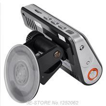 Dual Lens Camcorder i1000 Car DVR Dual Camera Full HD 1080P Dash Cams Black Box reaar