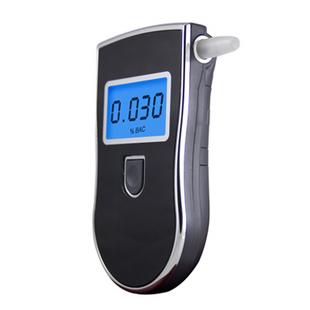High accuracy alcohol tester alcohol detector of human body wine tester alcohol detector