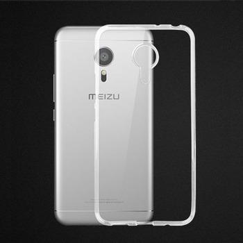 Etui plecki do Meizu Pro 5 5.7″ sylikonowe transparentne