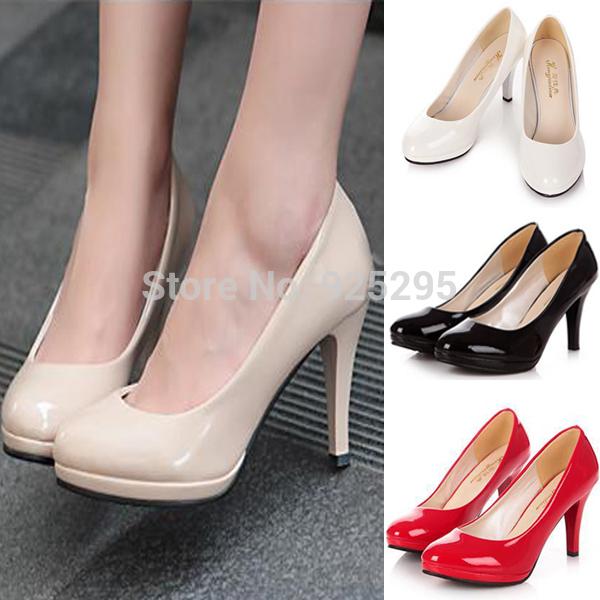Модные туфли на работу