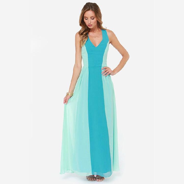 Excellent Aliexpresscom  Buy Summer Dress 2015 Summer Style Long Women Dress