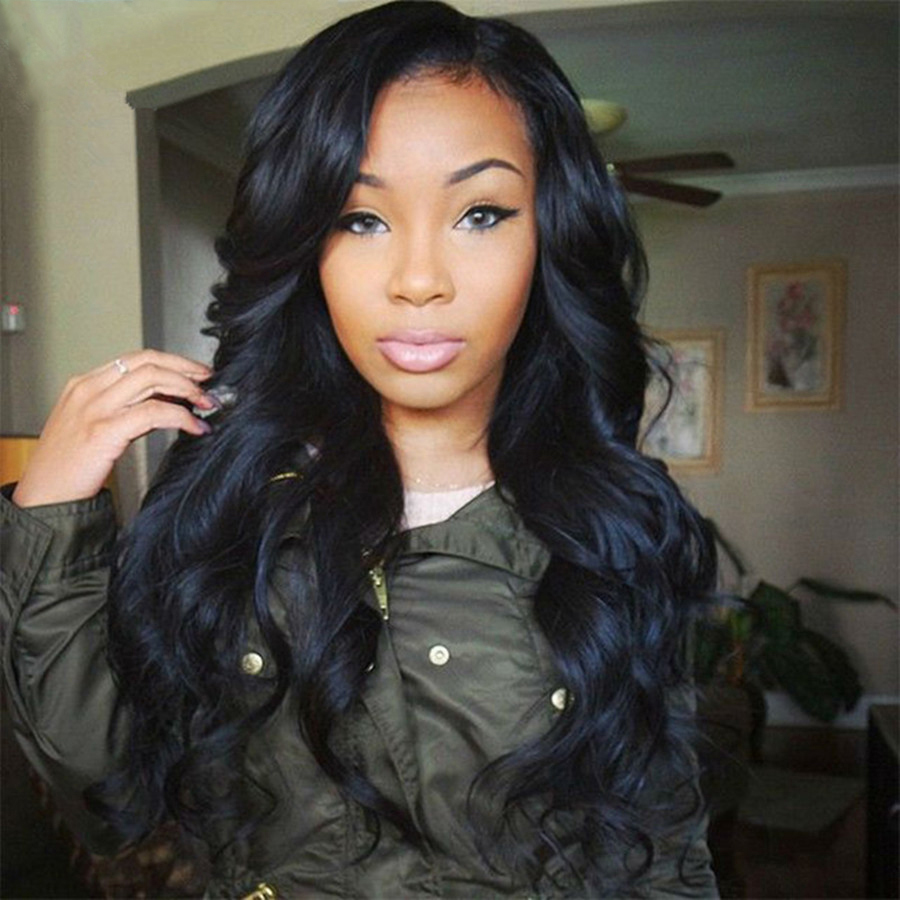 Rosa Hair Products Peruvian Virgin Hair Body Wave 3Pcs Lot,Peruvian Hair Weaves 8