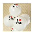 10pcs lot 12inch Clear Stars Romatic Pearl Latex Balloons Helium Transparent Ball For Birthday Wedding Party