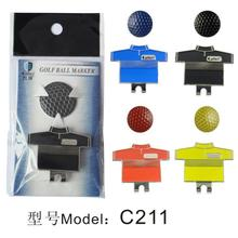 Free Shipping Golf Ball Marker & Golf Clip (Clothes design) Top Quality - 2014 Hot Sale Golf Promotional Gilf Wholesale(China (Mainland))