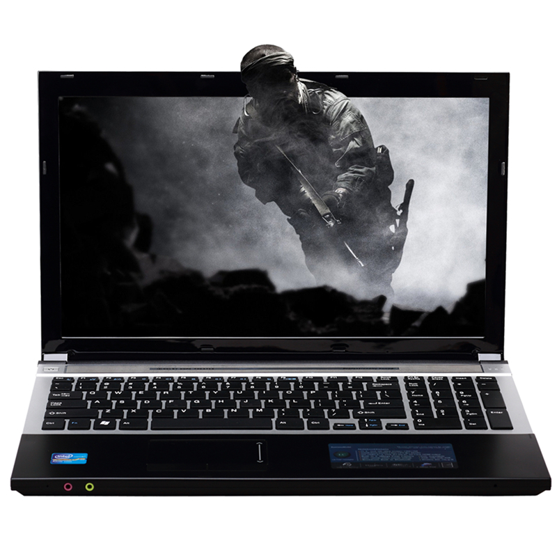 8G 500GB 15 6inch Quad Core Fast Surfing Windows 7 8 1 Notebook PC Laptop Computer