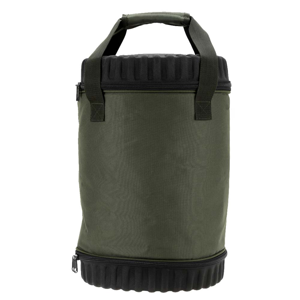 Online buy wholesale olive bucket from china olive bucket for Ice fishing bag