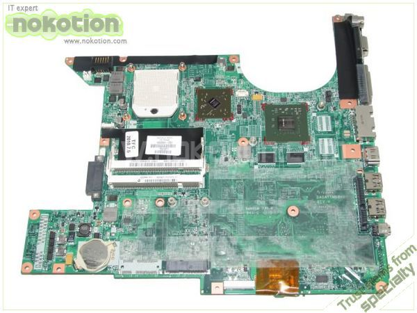 LAPTOP MOTHERBOARD for HP PAVILION DV6000 main board 459564-001 NVIDIA GeForce 8600M GS DDR2(China (Mainland))