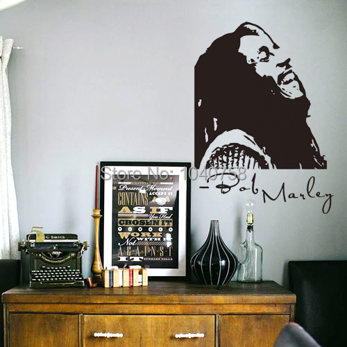 Http Www Aliexpress Com Store Product Bob Marley Don T Worry Bout A Thing Vinyl Wall Art Inspirational Quotes And Saying Home 1040758 1638087062 Html