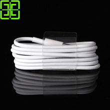 GAEY Update 2015 Latest White Wire 8pin USB Date Sync Charging Charger Cable for iPhone 5 5s 6 6s plus for iPad for ios 8 9 1M(China (Mainland))