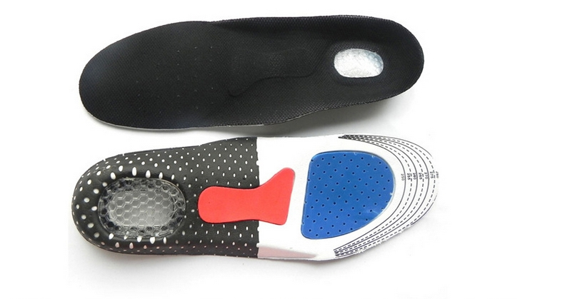 Gel insoles for high heels