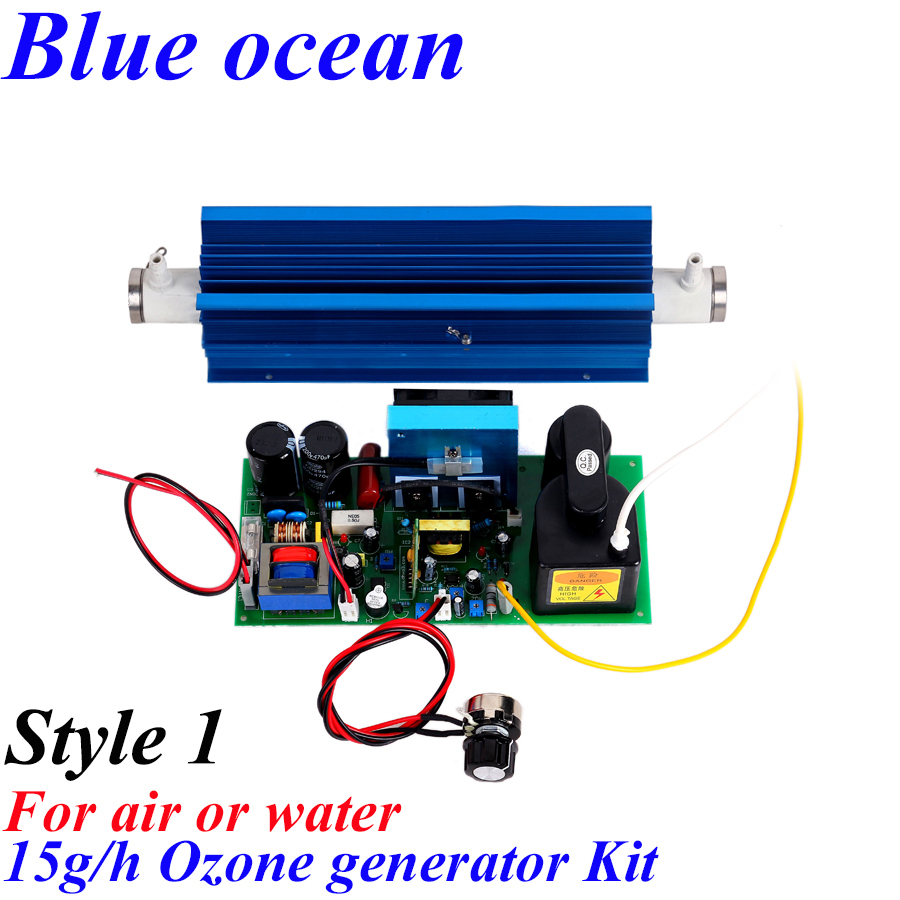 BO-22015CNWO BO-22015CSWO, AC220V/AC110V 15g/h adjustable Ceramic tube ozone generator Swimming pool water purification system<br><br>Aliexpress