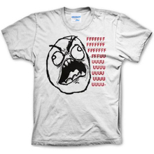 Meme shirts men promotion shop for promotional meme shirts men on new men summer funny tees men short t shirt rage guy fffuuu internet memes emoticon maglia uomo by hybris tee shirts sciox Gallery
