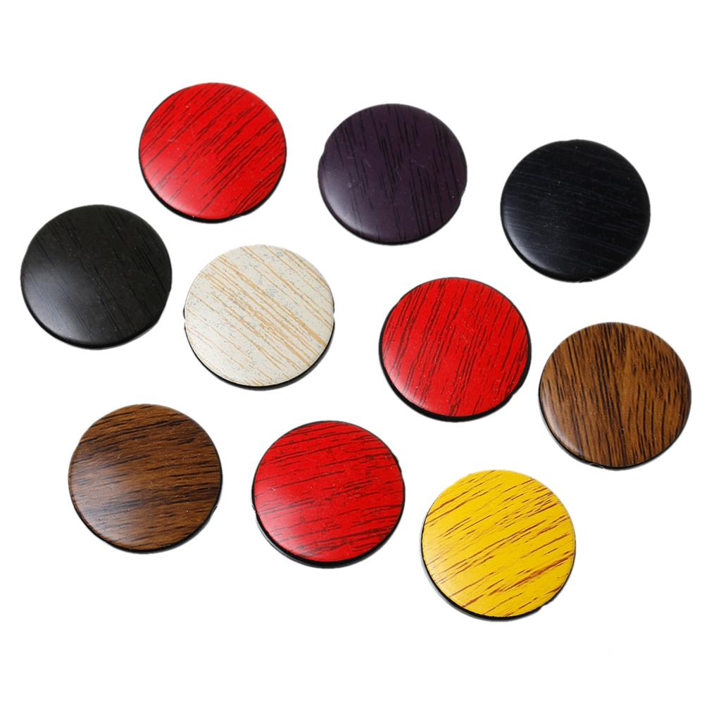"""Acrylic Spacer Beads Flat Round At Random Stripe Pattern About 21.0mm( 7/8"""") Dia, Hole: Approx 1.5mm, 5 PCs 2016 new(China (Mainland))"""