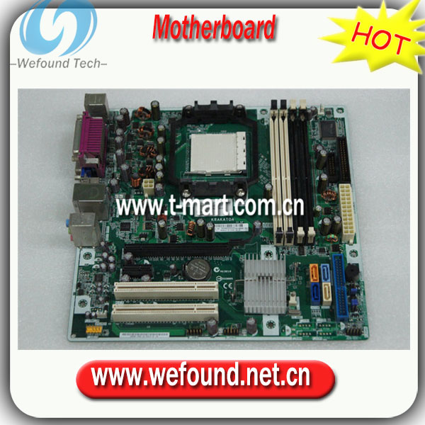 Фотография 100% Working Laptop Motherboard for HP DX2355 DX2358 480030-001 MCP-N61 Series Mainboard,System Board