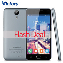 """Original Blackview BV2000/BV2000S MTK6735P Quad Core Cellphone 5.0"""" 4G LTE Android 5.1 Smartphone 1G RAM 8G ROM Mobile Phone(China (Mainland))"""